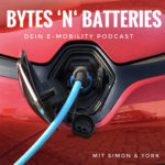 Bytes 'n' Batteries, Logo, Podcast