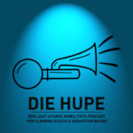 Die Hupe, Logo, Podcast